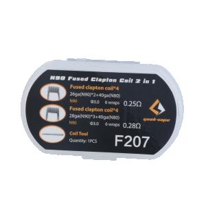 Geekvape N90 Fused 2 in 1 Clapton Head Set