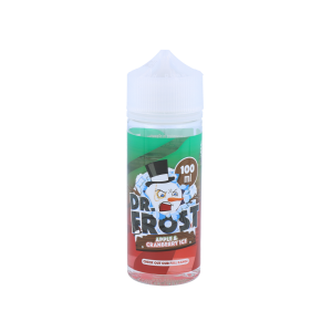 Dr. Frost - Polar Ice Vapes - Apple Cranberry Ice 0mg/ml