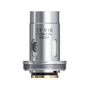 Smok TFV16 Conical Mesh 0,2 Ohm Heads (3 Stück pro...