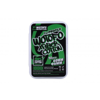 Wotofo Profile Xfiber Watte 6mm (10 Stück pro Packung)