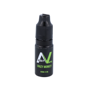 About Vape - Aroma Crazy Monkey 10ml