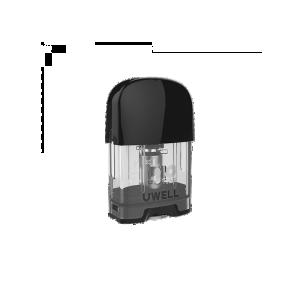 Uwell Caliburn G Pod mit G 0,8 Ohm Head (2 Stück pro...