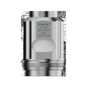 Smok TFV18 Dual Meshed Heads 0,15 Ohm (3 Stück pro...