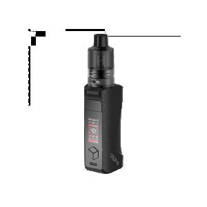 Aspire Finixx E-Zigaretten Set