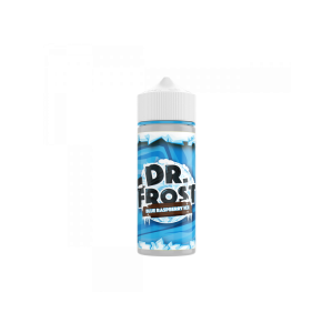 Dr. Frost - Blue Raspberry Ice - 100ml 0mg/ml
